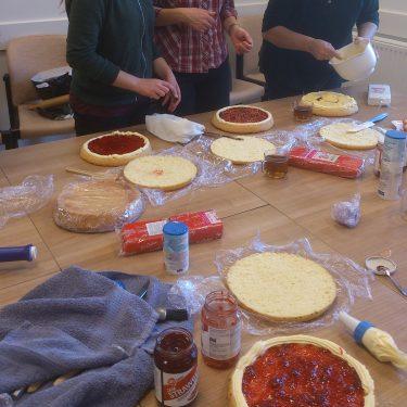 Taart en Cupcake Challenge - 1 april