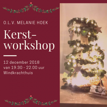 Kerstworkshop - 12 december