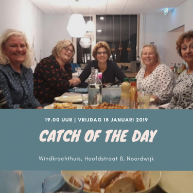 Catch of the Day - 18 januari