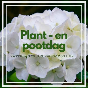Plant - en pootdag