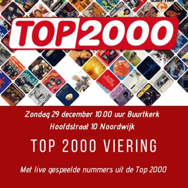 Top 2000 viering